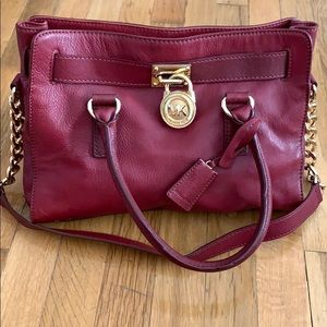 Michael Kors small satchel/hand bag